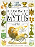 img - for The Children's Illustrated Book of Mythology book / textbook / text book
