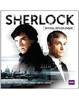 Official Sherlock Square Calendar 2015