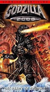 Godzilla 2000 [VHS]