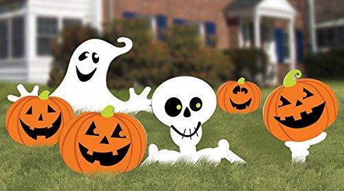 Halloween Yard Sign Kit (Standard)