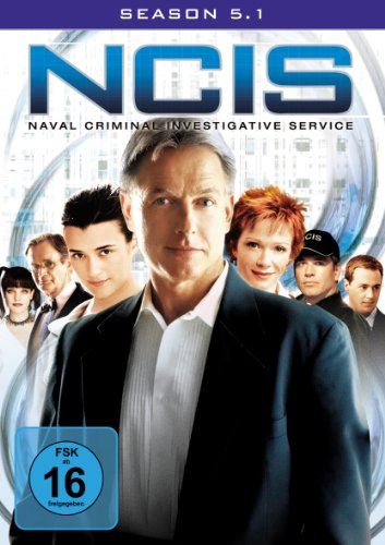 NCIS - Season 5, 1.Teil [2 DVDs]