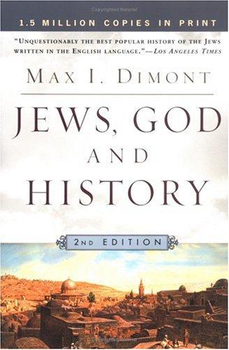 Jews, God and History