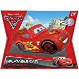 Disney Cars 2 Inflatable Car for Nintendo Wii