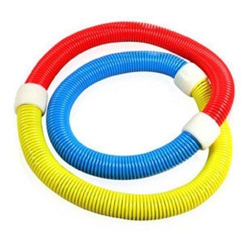 Yoga Circle / Spring Pilates Circle / Flexible thin waist hula hoop