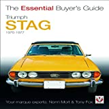 Norm Mort Triumph Stag (Essential Buyer's Guide Series)