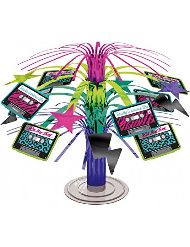 Totally 80's Mini Cascade Centerpiece - 1