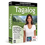 Learn Tagalog: Instant Immersion Family Edition Language Software Set - 2016 Edition