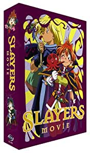 Slayers - 5 movie box set
