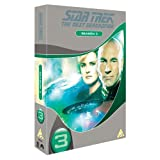 Star Trek The Next Generation - Season 3 (Slimline Edition) [DVD]by Patrick Stewart
