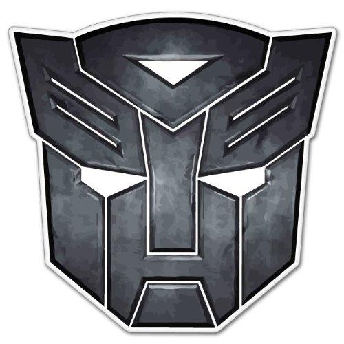 Autobot insignia Transformers bumper sticker 4