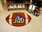Fanmats 00965 James Madison University Football Rug