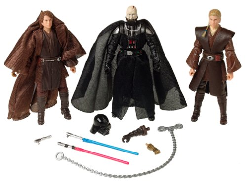 star wars anakin skywalker and darth vader. Star Wars Anakin Skywalker to Darth Vader Set - Buy Star Wars Anakin
