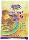Pamela's Products Baking & Pancake Mix, 3.5-Ounce Pouch (Pack of 12)