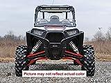 Super ATV Neon Yellow Polaris RZR 1000 High Clearance Forward Offset A-Arms