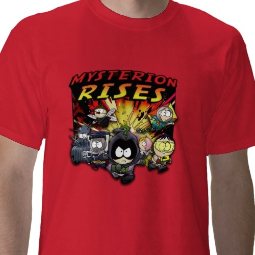 South Park: Mysterion Rises Tee - Mens