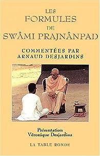 Les formules de Swâmi Prajnânpad par Prajnanpad