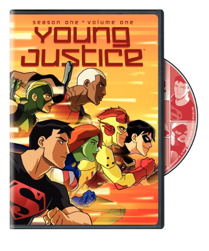 : Young Justice: Season One, Volume One