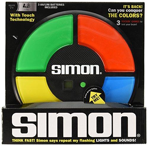 simon-electronic-game-juego-de-simon-dice-electronico-importado-de-inglaterra