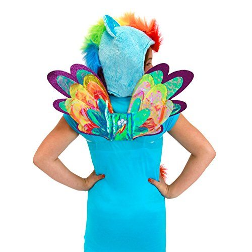 Rainbow Dash Wings My Little Pony Friendship Is Magic Costume Women Gift