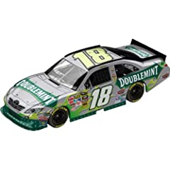 Buy Kyle Busch #18 Doublemint Toyota Camry 1 64 Scale Hardtop Diecast Action Racing Collectables 2011 by RacingGifts