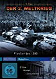 Germany At War - Prussia And Berlin Up To 1945 [DVD]