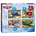 Ravensburger Disney Planes (Box of 4)