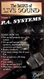 echange, troc Basics of Live Sound: Guide to Pa Systems [Import USA Zone 1]