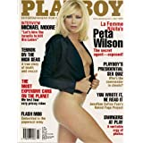 US Playboy Magazine Nr. 7 Juli July 2004 Christina Applegate Stephanie Glasson
