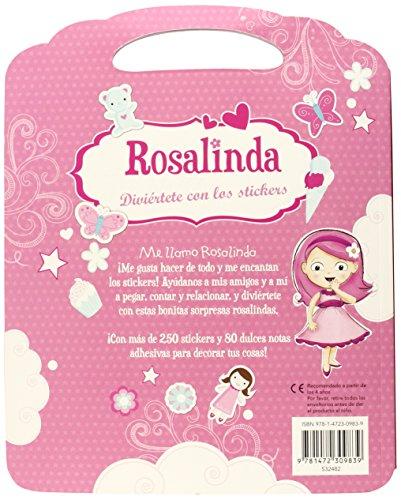 Rosalinda. Divertete Con Los Stickers