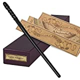 Wizarding World of Harry Potter : Ginny Weasley Interactive Wand (Color: BROWN, Tamaño: 1 size fits all)