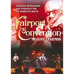 Fairport Convention Live Legends