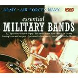 """Essential Military Bandsvon """"Various"""""""