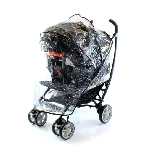 Rain Cover For Graco Mosaic Stroller And Travel System