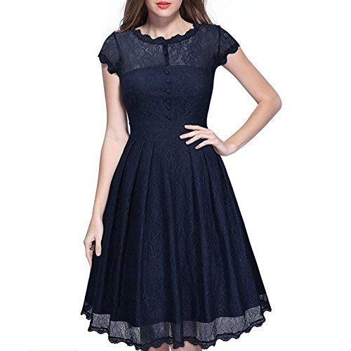 monroe-s-sexy-womens-plus-size-swing-a-line-lace-party-evening-dress