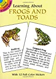 Learning About Frogs and Toads (Dover Little Activity Books) (0486401219) by Sy Barlowe