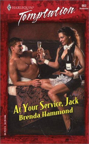 At your service, Jack, Brenda Hammond