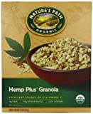 Nature's Path Organic Hemp Plus Granola Cereal, 11.5-Ounce Boxes (Pack of 6)