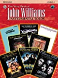The Very Best of John Williams Instrumental Solos, Tenor Saxophone Edition (Book & CD)