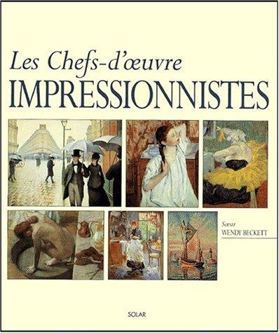Chefs d'oeuvre des impressionnistes (Solar Chef compare prices)