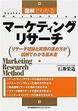 図解でわかるマーケティングリサーチ—リサーチ理論と実務の進め方が図解でわかる基本書 (Series marketing)