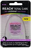 Reach Total Care Dental Floss with Listerine Fresh Flavors, 30 yards