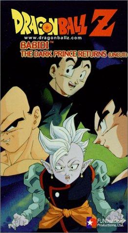 Dragon Ball Z -  Babidi - The Dark Prince Returns (Uncut) [VHS]