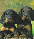 img - for The Dog Lover's Companion book / textbook / text book