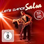 Salsa - Let'S Dance. 2Cd & Dvd