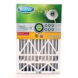bestair hw1625 honeywell pleated filter 16x25x4