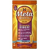 Metamucil Psyllium Fiber Supplement by Meta Orange Smooth Sugar Free Powder 114 doses, 23.3 Ounce