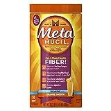 Metamucil Orange Smooth Texture Sugar Free Powder - 114 Ds