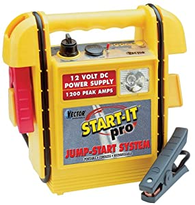 Vector Power On Board VEC012POB User Manual | Page 3 / 6 |Vector Jump Start System Parts