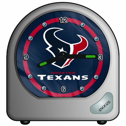 NFL Houston Texans Alarm Clock