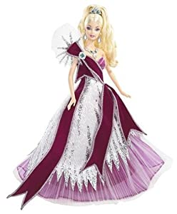 Barbie Collector Holiday 2005 Doll Designed by Bob Mackie
